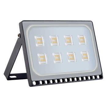 1 PC100W 50W 30W 20W Ultrathin LED Flood Light 110V 220V LED Spotlight Refletor Outdoor Lighting Wall Lamp Wall Lamp Floodlight
