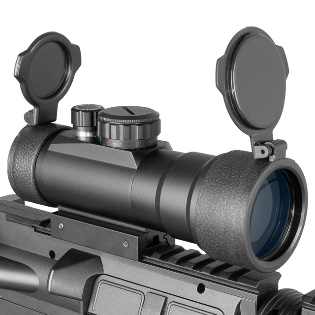 DIANA 3X42 Green Red Dot Sight Scope 2X40 Red Dot 3X44 Tactical Optics Riflescope Fit 11/20mm Rail 1X40 Rifle Sight for Hunting 6