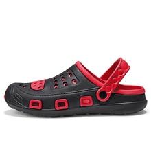 2020 New Comfort Beach Sandals Summer Crocs Shoes Man Sandal Clogs Crocks Man Sh