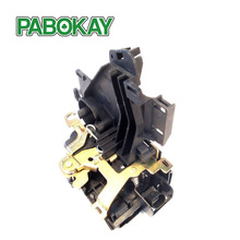 REAR RIGHT DOOR LOCK ACTUATOR CENTRAL MECHANISM FOR VW POLO 9N  T5 CADDY III SKODA FABIA SEAT 3B4 839 016 AJ 3B4839016AJ for seat ibiza skoda fabia vw polo caddy front left door lock mechanism 5j1837015