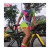 2020 kafitt conjuntos de roupas femininas ciclismo triathlon terno manga curta skinsuit conjuntos maillot ropa maillot macacão 12