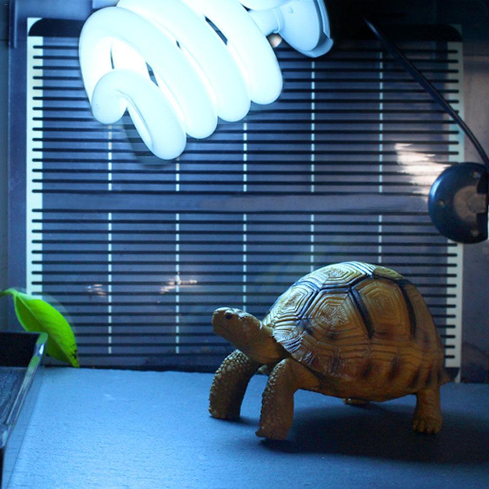 UVB Pet Reptile Lamp E27 5.0 10.0 13W Ultraviolet Light Bulb Night Lamp Heating For Tortoise Amphibians Turtles Lizards & Snake
