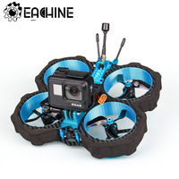 Eachine Cvatar 142mm 6S/4S 3 Cal kanał Cinewhoop wyścigi FPV RC Drone PNP/BNF wersja analogowa RunCam Nano2 2400KV/3600KV 35A ESC