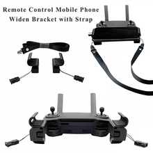Portable Mobile Phone Holder Stand Widen Clip Brackets Extending Mount for DJI Mavic Mini Pro 1 2 Air Spark Drone Remote Control