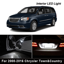 Interior-Package-Kit Town Country Chrysler License-Plate-Light White 2008 for Chrysler/Town/Country/..