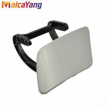 For Mer cedes W221 S Class 2005-2011 Car Front Bumper L/R Headlight Washer Cover Cap 2218800505 2218800605 Unpainted image
