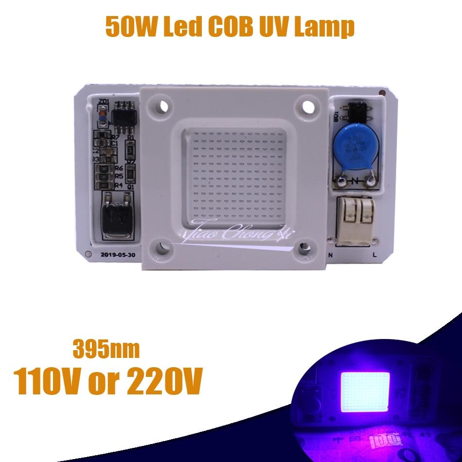 Чип для светодиодной УФ-лампы, 50 Вт, 110 нм, 220 В