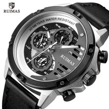 Brand Men's Fashion Watches Men Sport Waterproof Quartz Watch Man Casual Leather Military Clock Wrist watches Relogio Masculino цена и фото