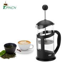 350 600 1000 мл кофейник ручной французский пресс кофейник фильтр горшок Cafetera Expreso Percolator инструмент для фильтр для чайной кружки