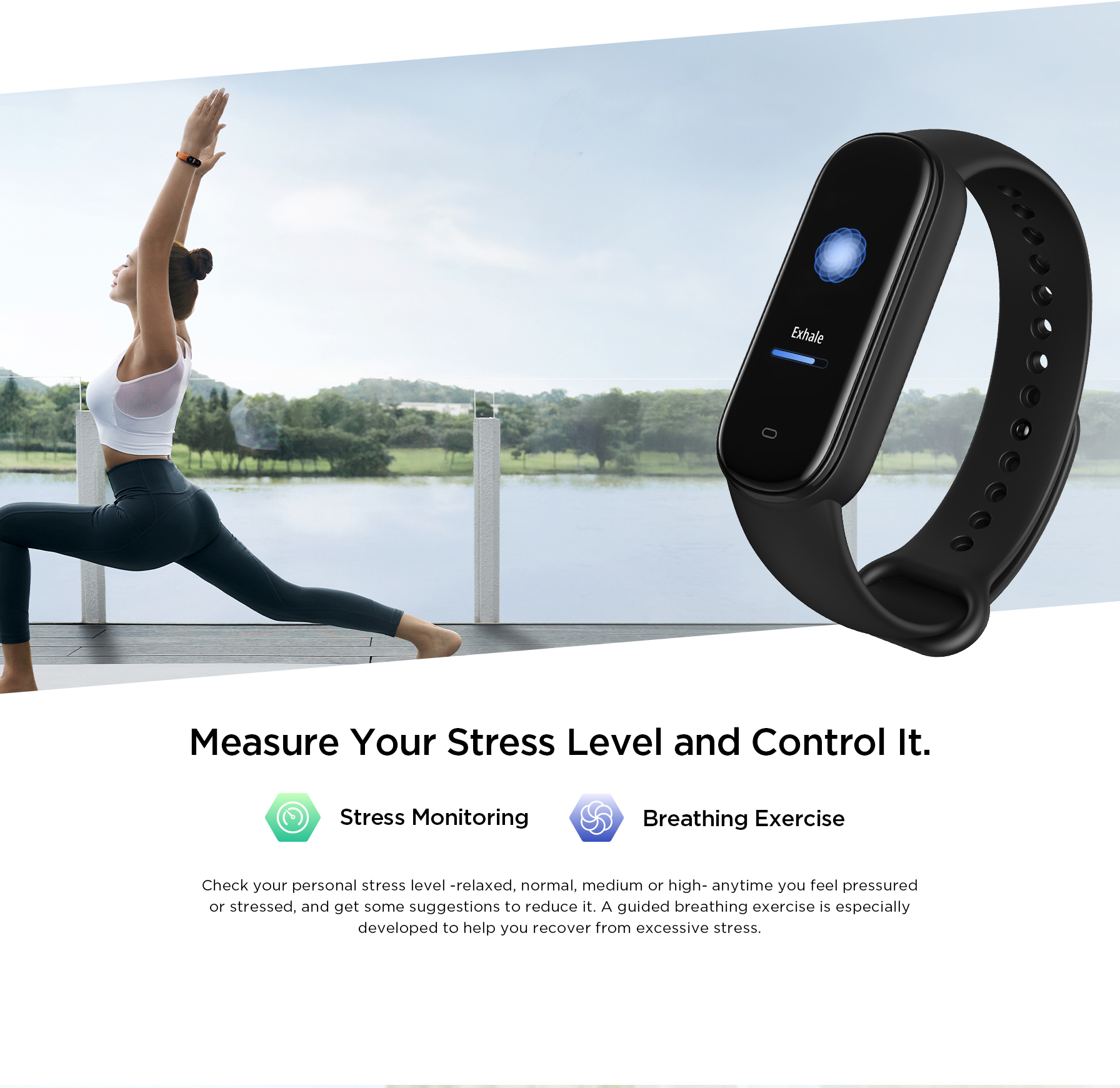 Amazfit Band 5 Smartwatch 9
