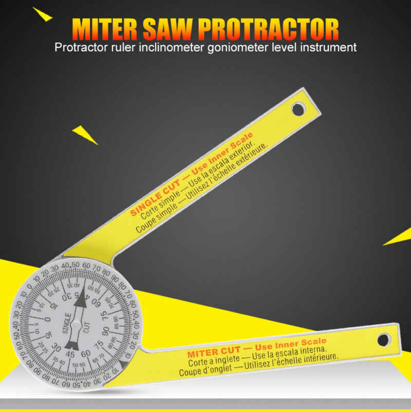 New Replace Starrett Miter Saw Protractor 505p 7 Laser Engraved Dial Scale Angle Aliexpress