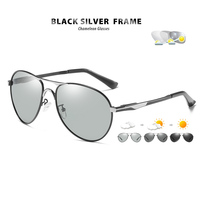 Black-Silver frame