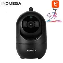 INQMEGA 2MP chmura bezprzewodowa kamera ip inteligentne automatyczne śledzenie ludzkiego bezpieczeństwo w domu kamery monitoringu cctv sieć kamera wifi TUYA