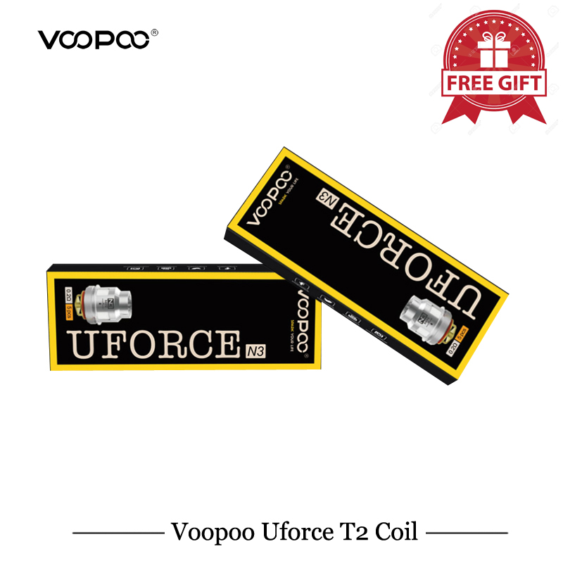 5pcs/lot VOOPOO UFORCE T2 Coil Voopoo Drag Kit Voopoo Drag Mini Kit Replacement Coil U2/U4/U6/U8/N1/N2/N3/R1/D4/P2 Mesh Coil