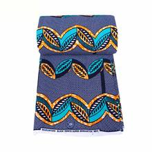 Fabric Real-Wax Nigeria 100%Cotton Print Veritable Anraka New-Design
