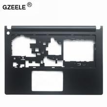GZEELE ใหม่สำหรับ Lenovo IdeaPad S400 S405 S410 S415 ด้านบน Palmrest สีดำ AP0SB000100 คีย์บอร์ด BEZEL ฝาครอบ