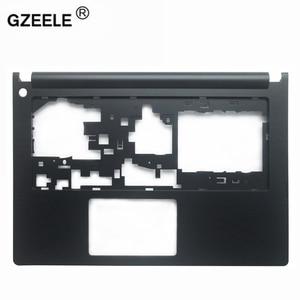 Image 1 - をレノボ ideapad gzeele S400 S405 S410 S415 アッパーパームレストケース黒 AP0SB000100 キーボードベゼル家カバー