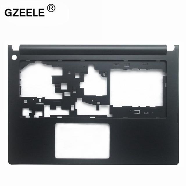 をレノボ ideapad gzeele S400 S405 S410 S415 アッパーパームレストケース黒 AP0SB000100 キーボードベゼル家カバー