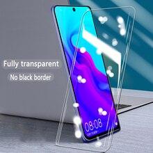 Auroras حامي الشاشة ل شاومي Poco F3 فيلم الزجاج 9D غطاء كامل الزجاج المقسى حامي ل Poco X3 برو الزجاج