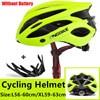 Kingbike 2019 novo design preto capacetes de bicicleta mtb mountain road ciclismo capacete da bicicleta casco ciclismo tamanho L-XL 10