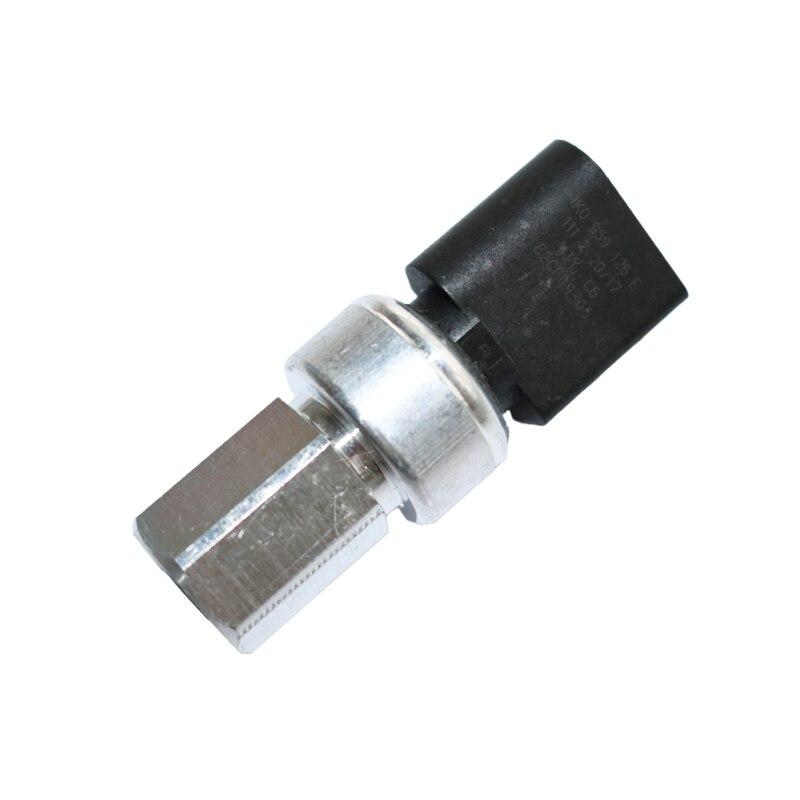 1K0959126E Air A/C Датчик давления переключатель для Golf J etta Passat Beetle CC 5K0 959 126D 1K0 959 126 D 1K0959126 - Цвет: 1PCS