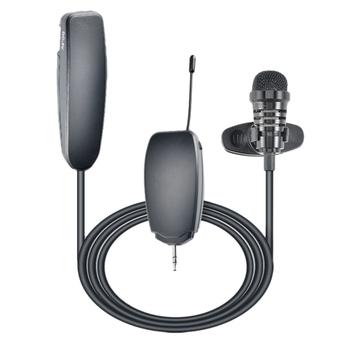 Mikrofon bezprzewodowy UHF zestaw słuchawkowy Lavalier klapa mikrofonu wzmacniacz głosu do występów na żywo nauczanie mowy podróż tanie i dobre opinie Somic Mikrofon ręczny Mikrofon pojemnościowy Karaoke mikrofon Odtwarzacz Karaoke Zestawy