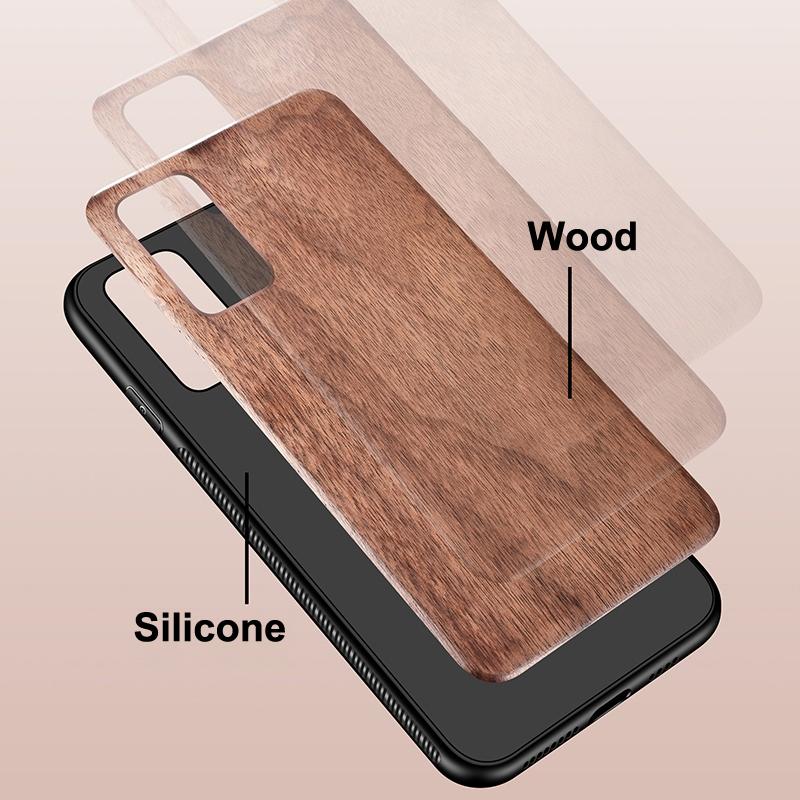 wood phone case samsung s20 plus