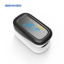 רפואי נייד אצבע דופק Oximeter OLED דם חמצן קצב לב צג מגע Oximetro דה dedo Saturometro צג