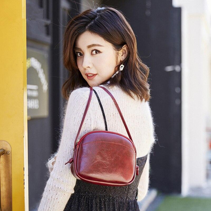 PU Leather Women Shoulder Bag Female Purse And Handbags Ladies Mini Crossbody Bag Vintage Small Mini Flap Bolsa Feminina