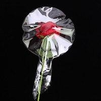 100 Uds. Embalaje de flores globos amante bolso de Rosa globo DIY para la decoración de la fiesta del día del amante de Navidad