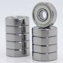 Миниатюрные шарикоподшипники 625ZZ ABEC-5( 10 шт.) 5 x 16 x 5 мм, сталь Z4V4