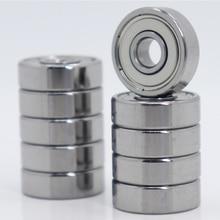 цена на Free Shipping 10PCS 625ZZ ABEC-5 Quality Z4V4   5x16x5MM Miniature Ball Bearings 625ZZ
