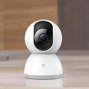 Image 5 - Xiao mi mi jia Caméra IP Intelligente 360 Degré 1080P YUNTAI Version Améliorée connexion Wifi Sécurité intelligente Pour mi Application Home