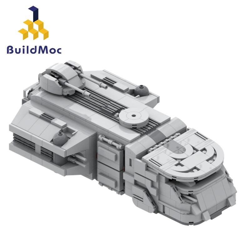 Buildmoc, Звездный план, космические войны, «сделай сам», имперский трекслер, спаянная креативная модель, совместимая с звёздными войнами, игруш...