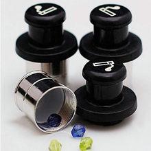 Caja fuerte de incendios para mechero de coche, escondite secreto, compartimento oculto hueco, contenedor para pastillas o cajas de almacenamiento de artículos pequeños