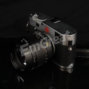Image 4 - 7 職人 75 ミリメートル F1.25 ポートレートレンズ超広角プライムレンズライカ M マウントカメラ m M M240 M3 M5 M6 M7 M8 M9 M10