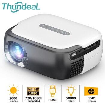 Мини-проектор ThundeaL TD860 1