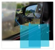 Samochód lusterko wsteczne montażu lustro wodoodporna membrana anti-fog jasną wizję dla GMC Mahindra Hino Lincoln Cadillac Acura Tata Motors