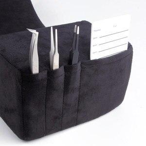 Image 2 - ラッシュ枕ヘッドレストネックサポートまつげ枕とまつげエクステンション弾性シートベッドカバーメイクサロングラフトラッシュサロン