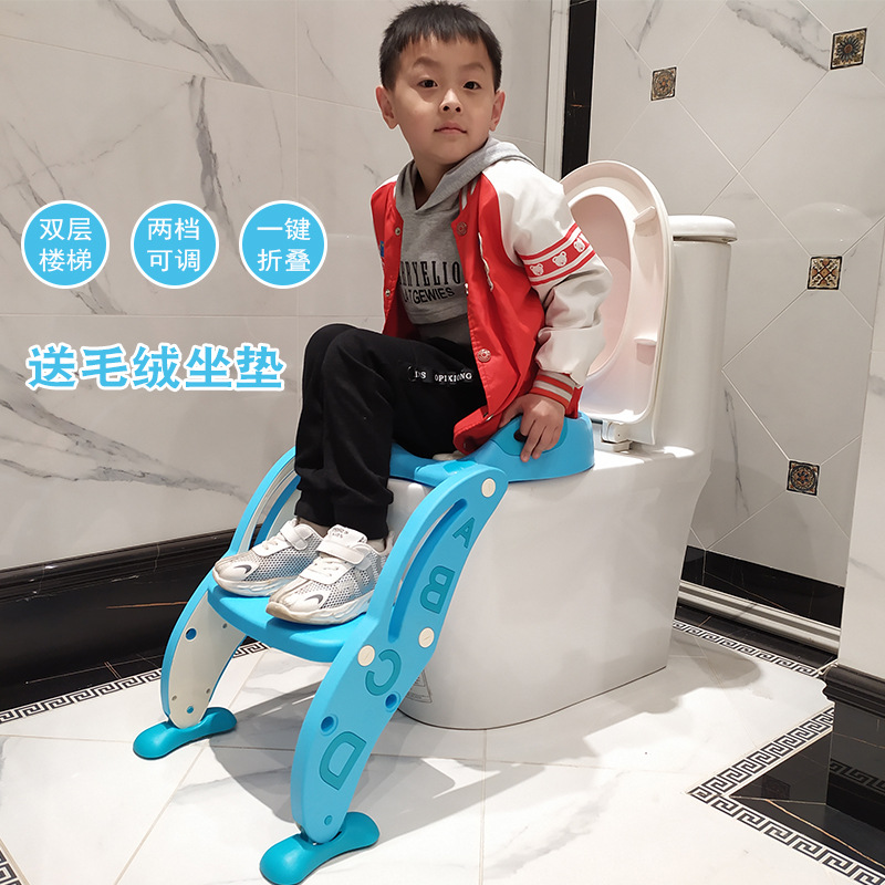 Toilet For Kids Chamber Pot Ladder Baby Girls Kids Boy Small Toilet Seat Baby Seat Washer Large Size Urinal Bedpan