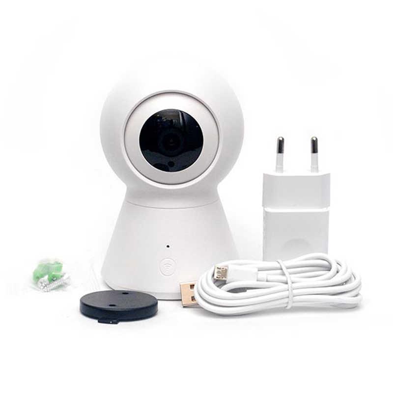 Inteligentna kamera kopułkowa do monitoringu, bezprzewodowe urządzenie nagrywające, 1080P, pan/tilt/zoom, wifi, YI cloud