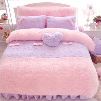 4pcs Queen King Size The Price Of Sky Blue Bedding Set Clean And Simple Style Bed Sheet Elegant Duvet Cover Bedclothes