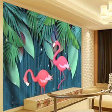 купить Bohemian Hippie Tapestry Tropical Plant Leaves Flamingo Wall Hanging Mandala Wall Tapestry Fabric Cloth Beach Towel Shawl Large по цене 454.56 рублей