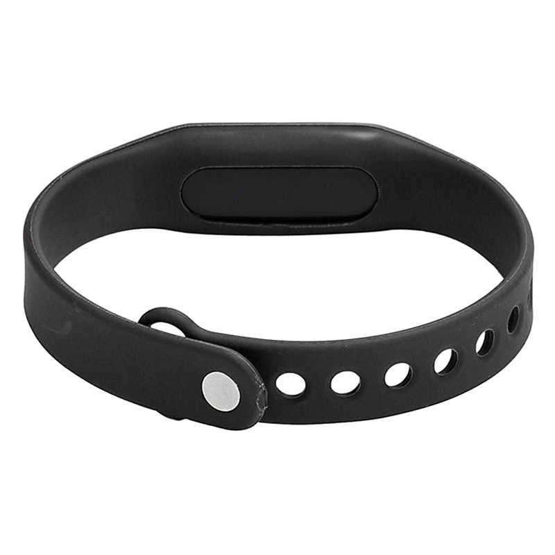 Moda LED kobiet mężczyzna data sportowy zegarek z bransoletką guma cyfrowy nadgarstek zegarki czarny