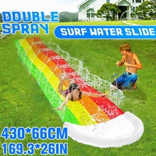 Fun Lawn Water Slides Pools