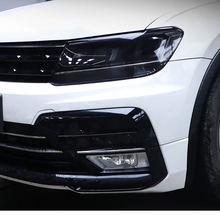 Для volkswagen tiguan 2017 2018 2019 2020 Защитная черная прозрачная