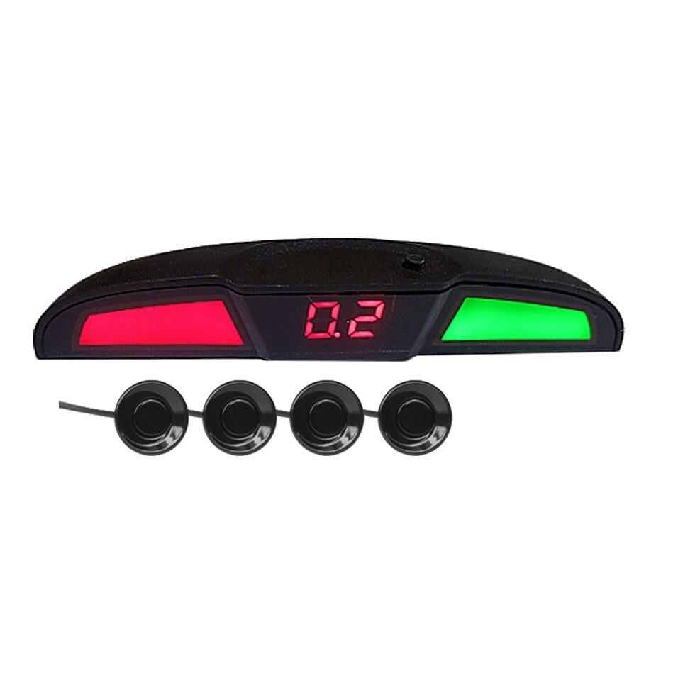 Car Parktronic PS-444U (4 Sensor + Connectors, Voice,