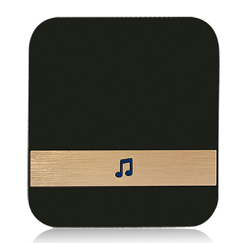 Doorbells Ringtones Home Wireless for Plug-In Receiver 52/Ringtones/10-110db/.. Open-Chime