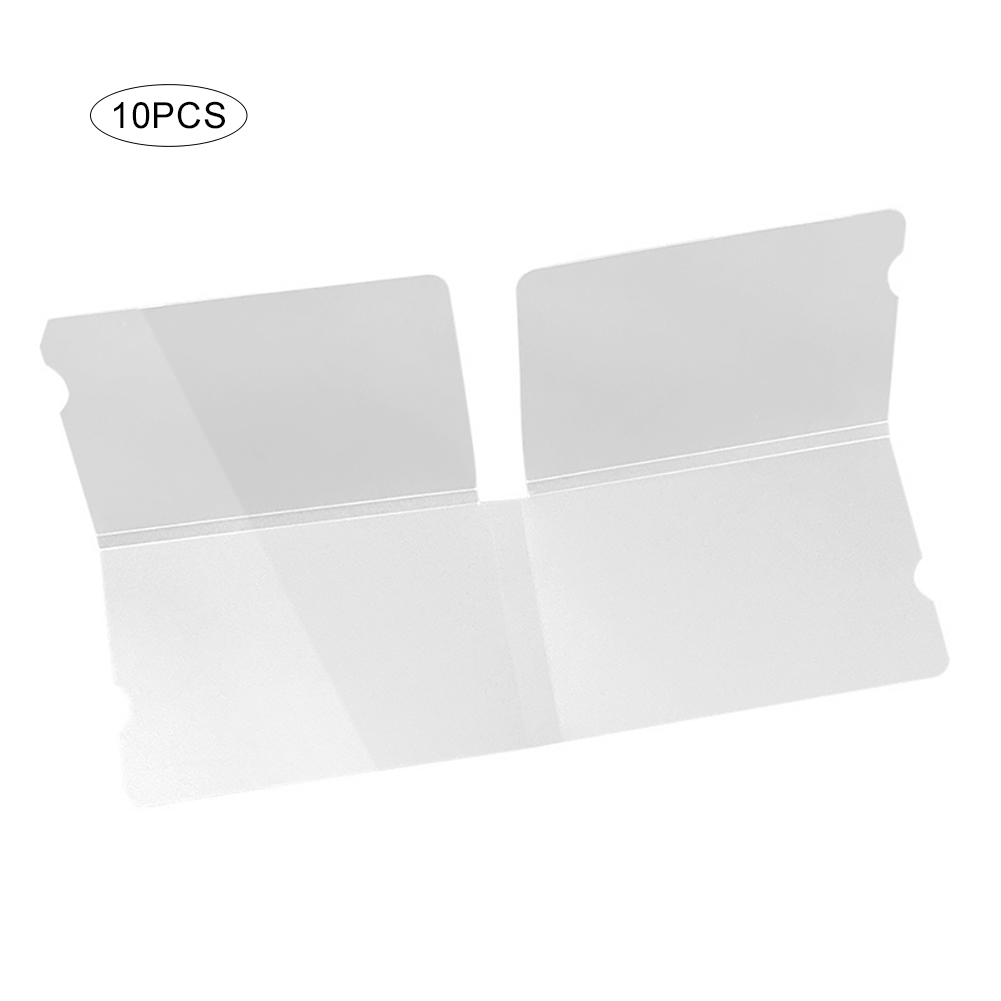 Mask Storage Folder Foldable And Portable Compact And Easy To Clean Mask Storage Holder