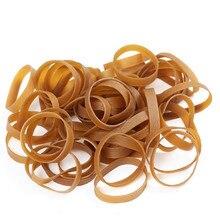 Кольца-держатели для канцелярских принадлежностей, резиновые кольца для школы и дома, 50 х10 мм